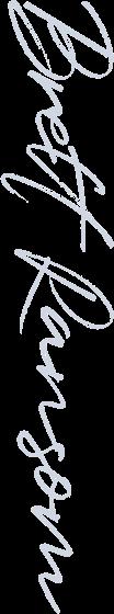 Brent Ransom signature