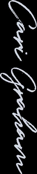 Cari Graham signature